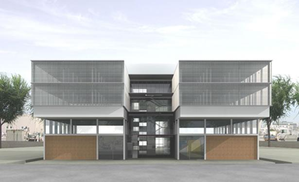 Factory building and offices, L'Hospitalet