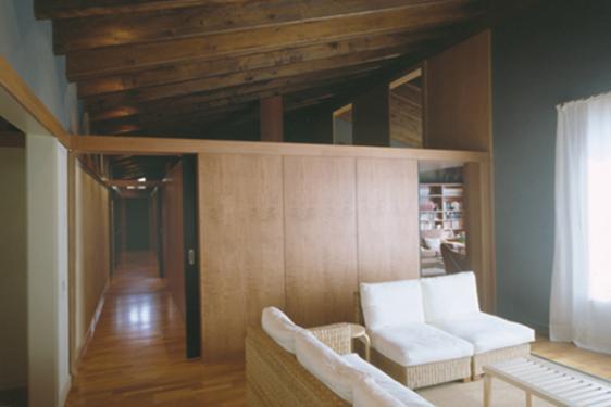 Arquitectura santi vives barcelona for Oficina de habitatge
