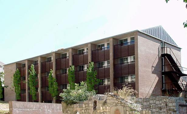 Arquitectura santi vives barcelona for Conveni col lectiu d oficines i despatxos