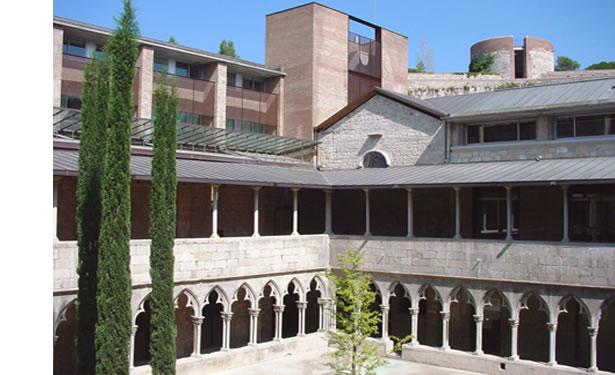Seminar Building and Offices, Girona
