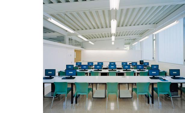 Secondary School, Vocational Training Center, Olot