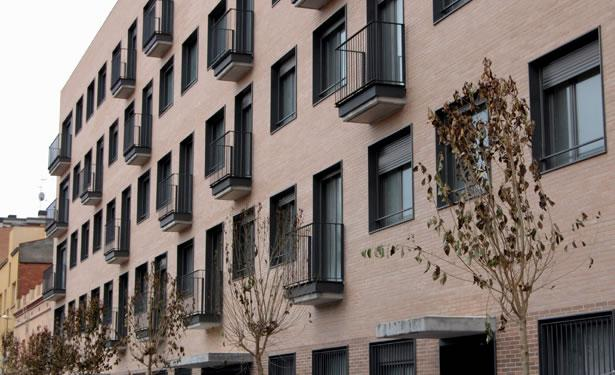 Social Housing at Bon Pastor, Barcelona